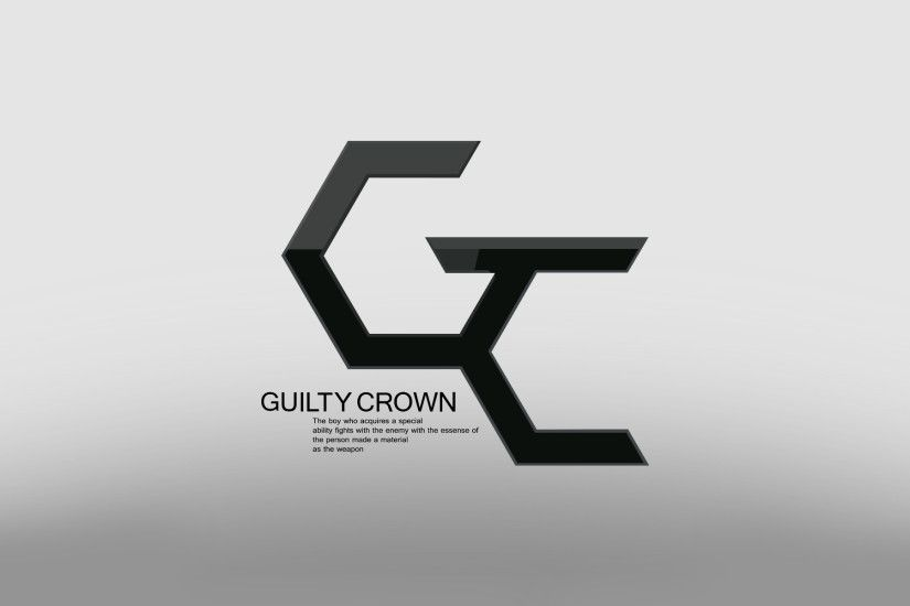 Guilty Crown Logo wallpaper - 1052996