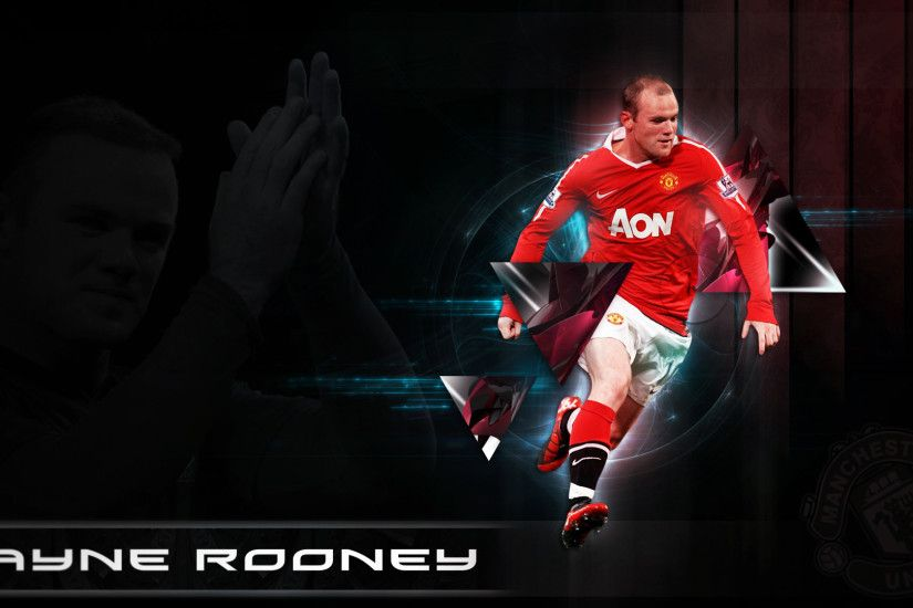 Best foot ball player Wayne Rooney new images
