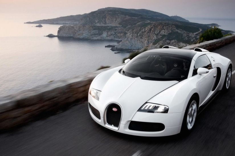 Bugatti Veyron HD 4K Wallpaper