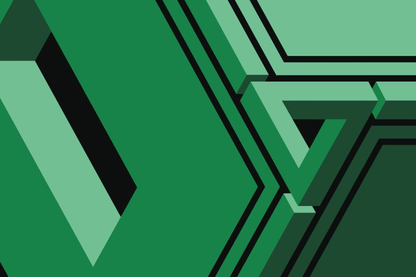 geometry, Penrose Triangle, Abstract, Minimalism