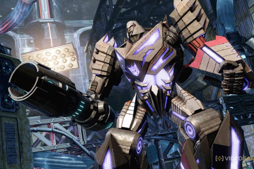 Free Game wallpaper Transformers Fall of Cybertron wallpaper