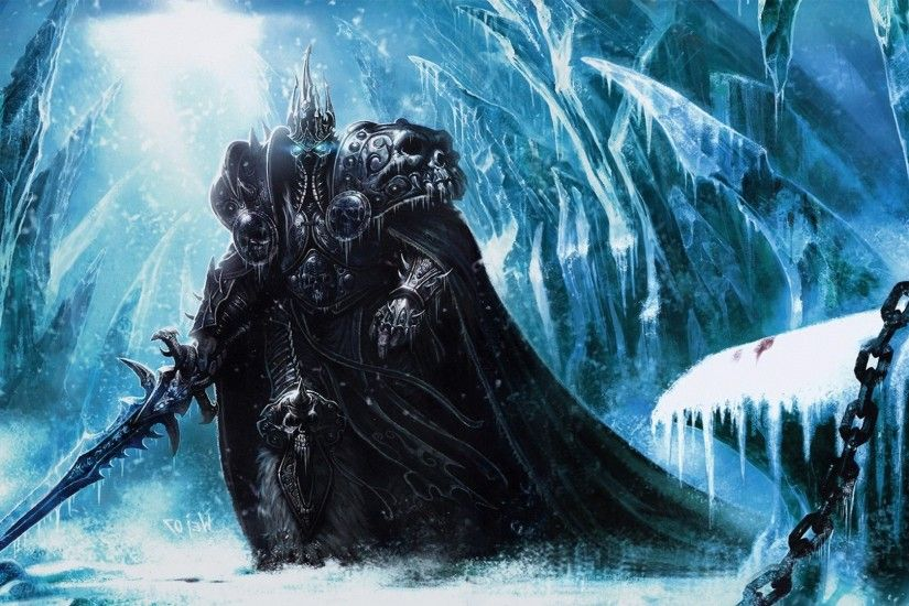 Find out: World Of Warcraft Wrath of The Lich King wallpaper on 1583×845