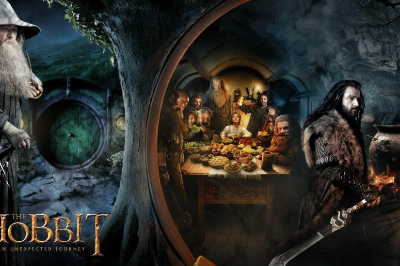 2012 The Hobbit Wallpapers | HD Wallpapers
