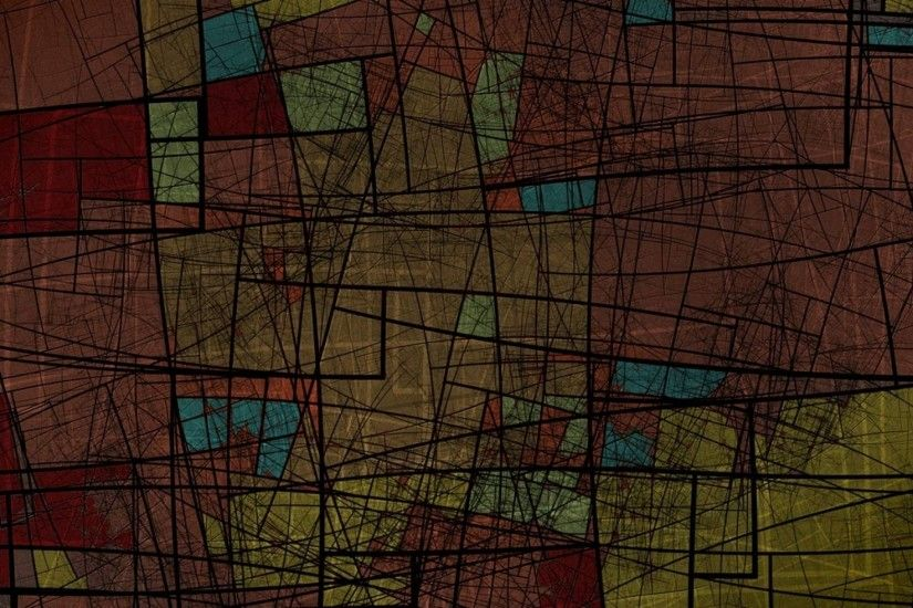 Preview wallpaper geometry, vector, rectangle 2048x1152