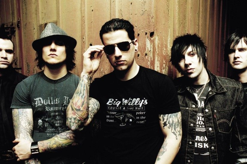 HD Wallpaper | Background ID:195562. 1920x1080 Music Avenged Sevenfold