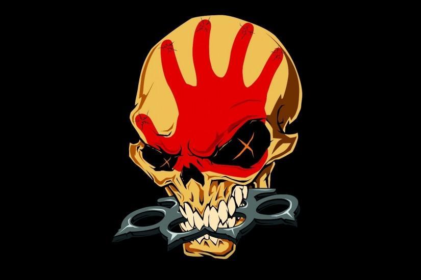 Five Finger Death Punch Wallpaper 1 Download Free Stunning