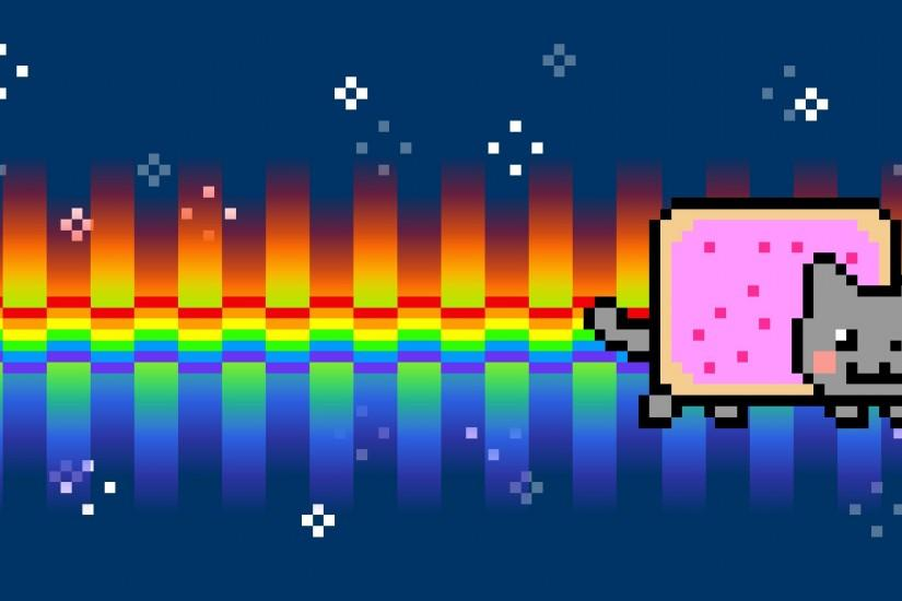 Nyan Cat Wallpaper Download Free Awesome Full Hd