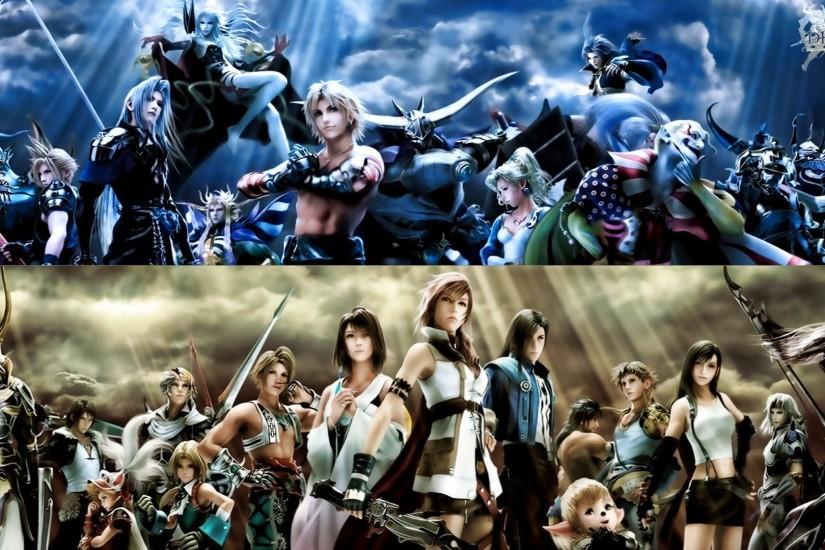 final fantasy wallpaper 1920x1080 for desktop
