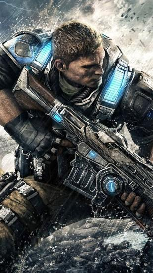 widescreen gears of war 4 wallpaper 1080x1920
