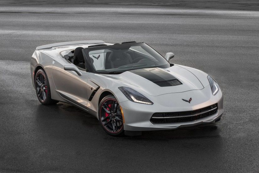 2016 Chevrolet Corvette Stingray Photo Wallpaper - HD Wallpaper