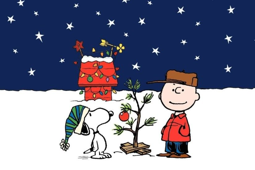 Peanuts Christmas Desktop Wallpaper Free Download