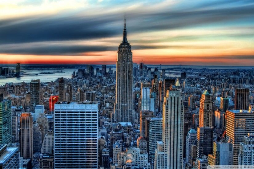 ... 82 entries in New York City Wallpapers Widescreen group ...