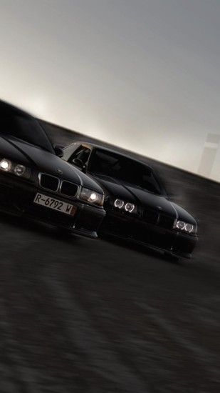 Bmw M3 E36 Drift Auto & Moto BMW Iphone 6 Plus Wallpaper