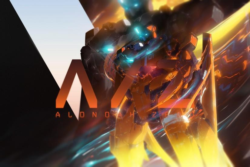 Annabel-m 231 12 Aldnoah Zero Wallpaper by MikoyaNx