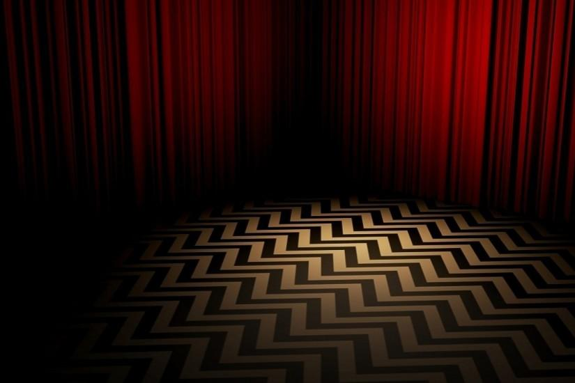 HD Twin Peaks Another Place Black Lodge Waiting Room White Image Wallpaper