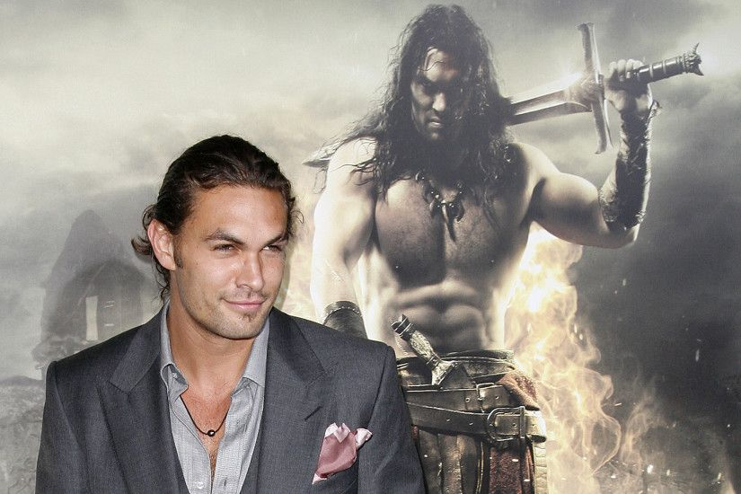 Jason Momoa Computer Wallpaper