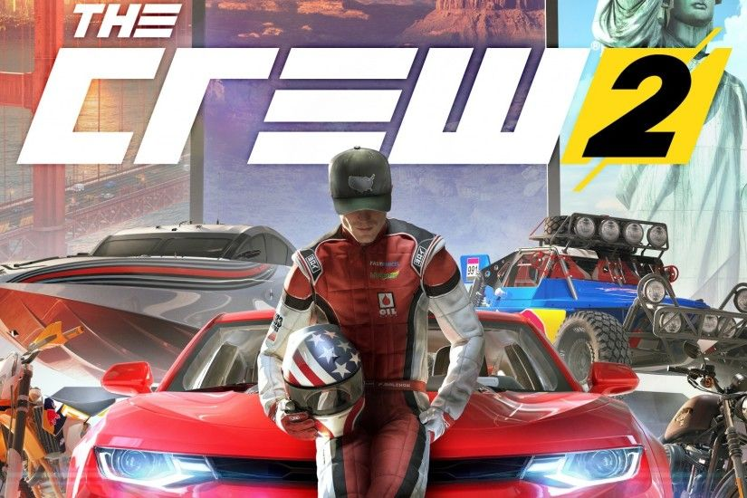 The Crew 2 Playstation 4 Xbox One Pc 2018 Hd Wallpaper