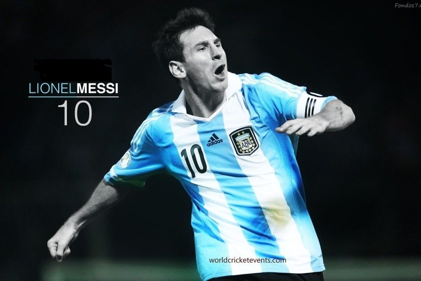 Lionel Messi HD desktop wallpaper : High Definition Images Of Messi  Wallpapers Wallpapers)