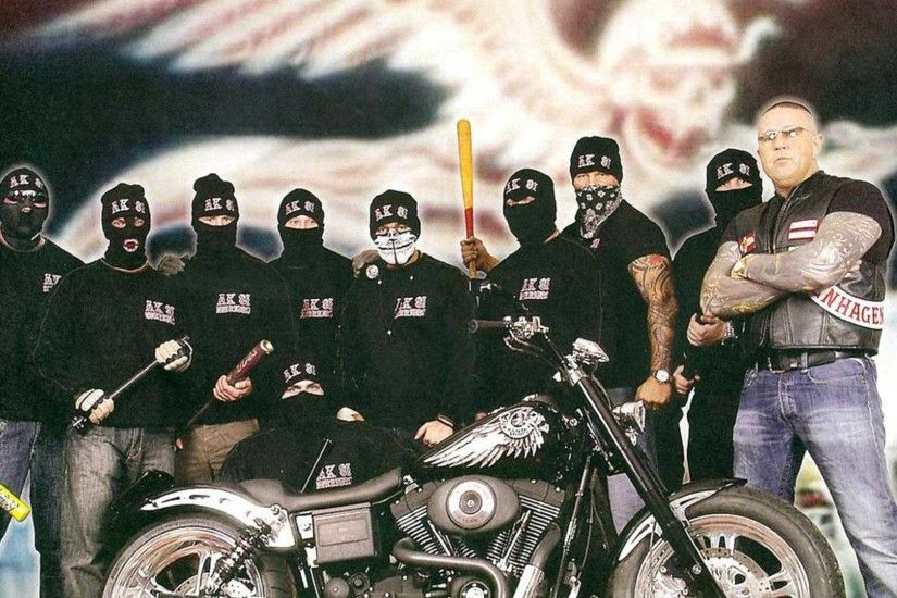 For many years motorcycle gangs such as the illustrious Hells Angels and  Muslim dominated street gangs managed to exist side by side in relative  peace, ...