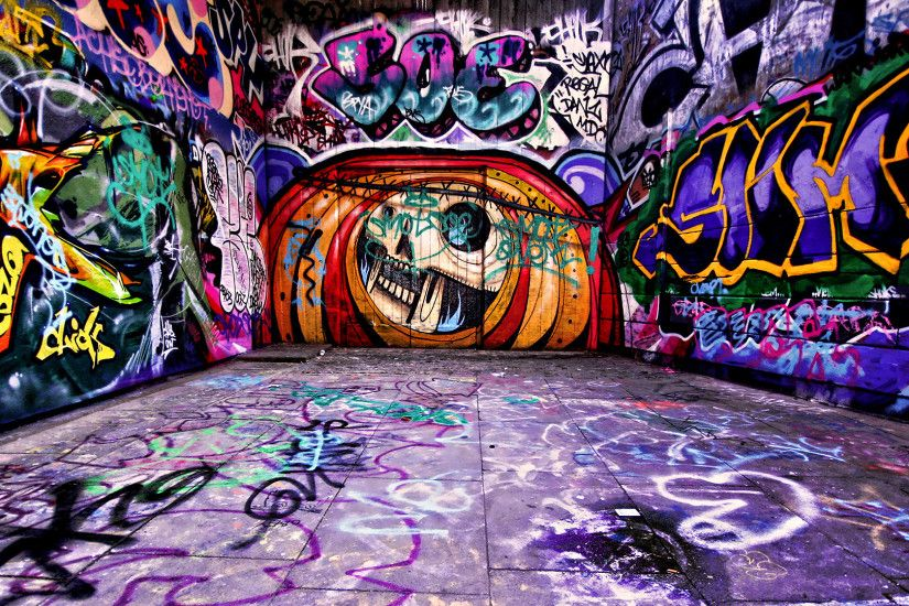 Graffiti HD Desktop Wallpapers A11