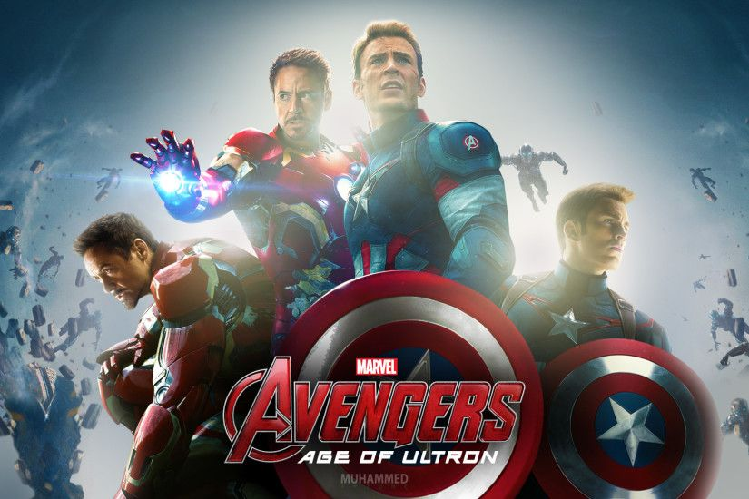 Avengers Age Of Ultron Wallpaper Desktop Background