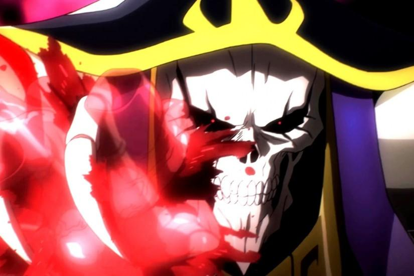 Overlord Anime Widescreen HD Wallpapers