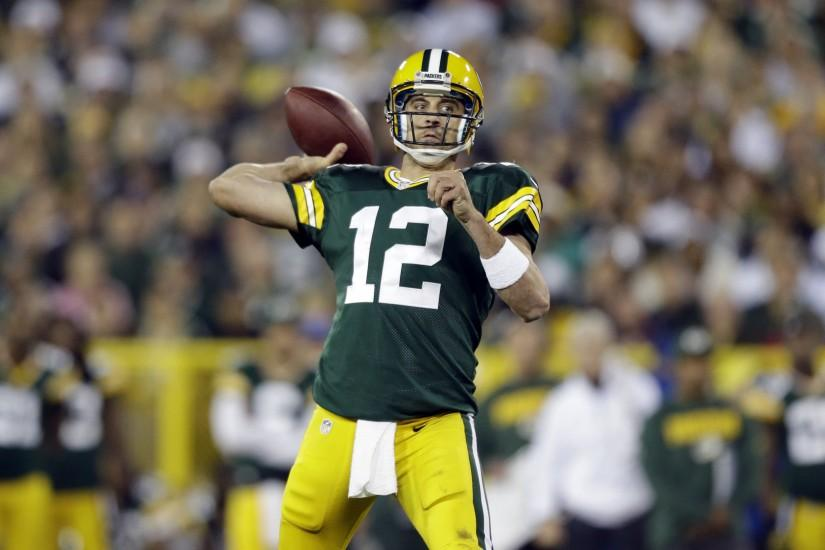 Division title on line: Aaron Rodgers will start for the Green Bay Packers  on Sunday