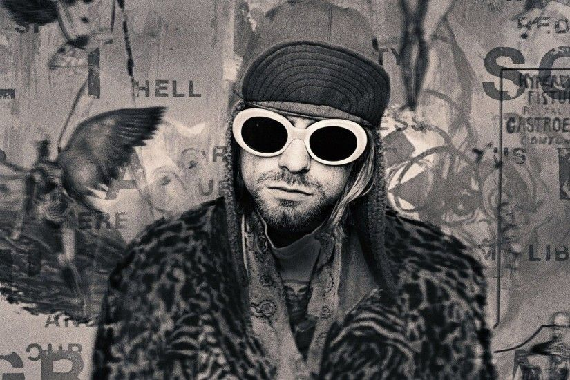 Kurt Cobain HD Wallpaper, Picture, Image