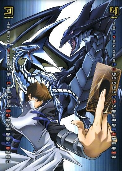 Tags: Yu-Gi-Oh! Blue-Eyes White Dragon and Kaiba Seto, Yu-Gi-Oh!