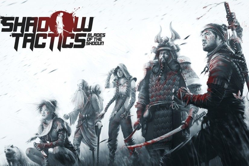 Games / Shadow Tactics: Blades of the Shogun Wallpaper