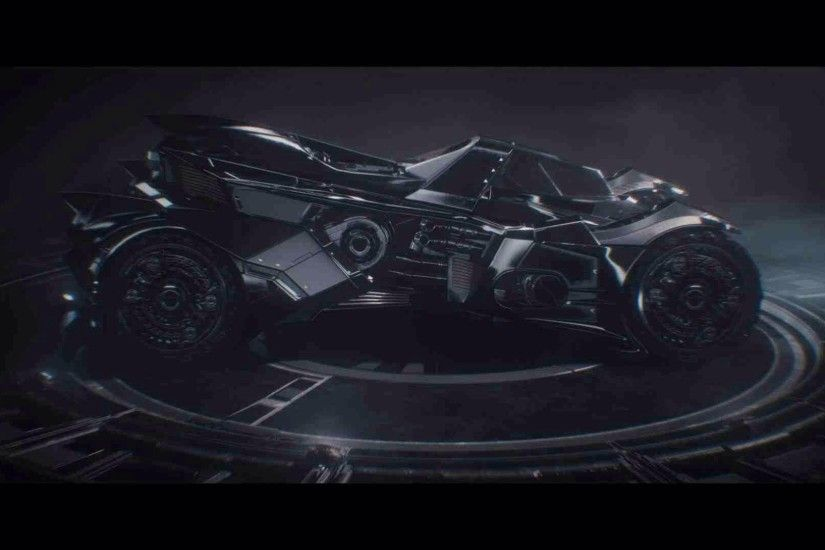 Cover In High Quality - Batmobile by Luitger Mocquer