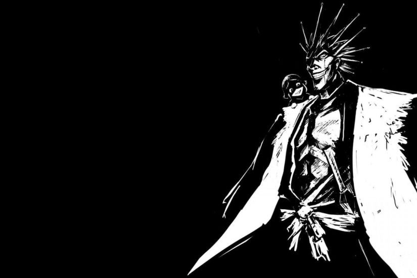 In The Darkness Kenpachi Of Zaraki HD Wallpapers | HD Wallpapers