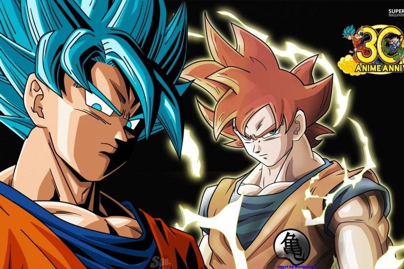 Dragon Ball Super Wallpapers ①