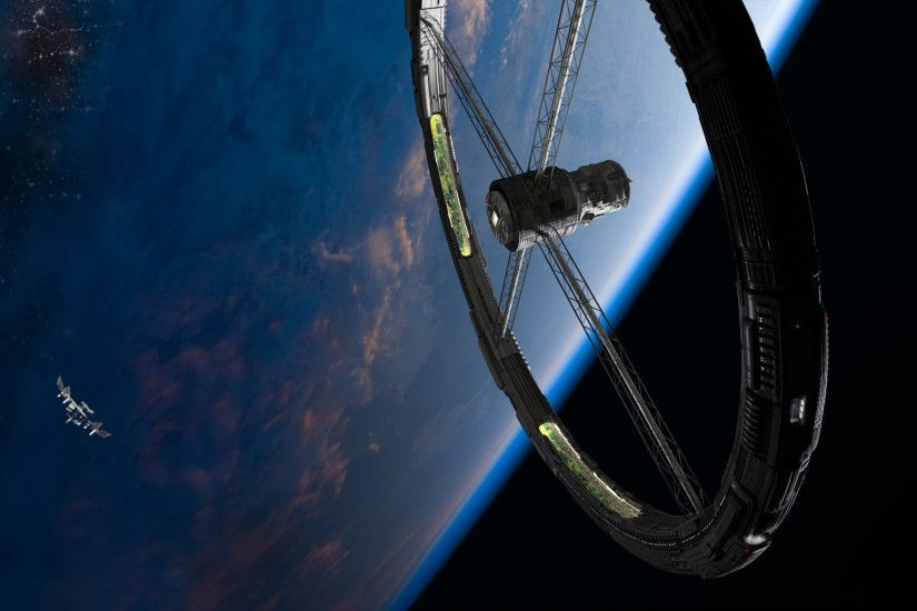 International Space Stations HD wallpaper. Download ...
