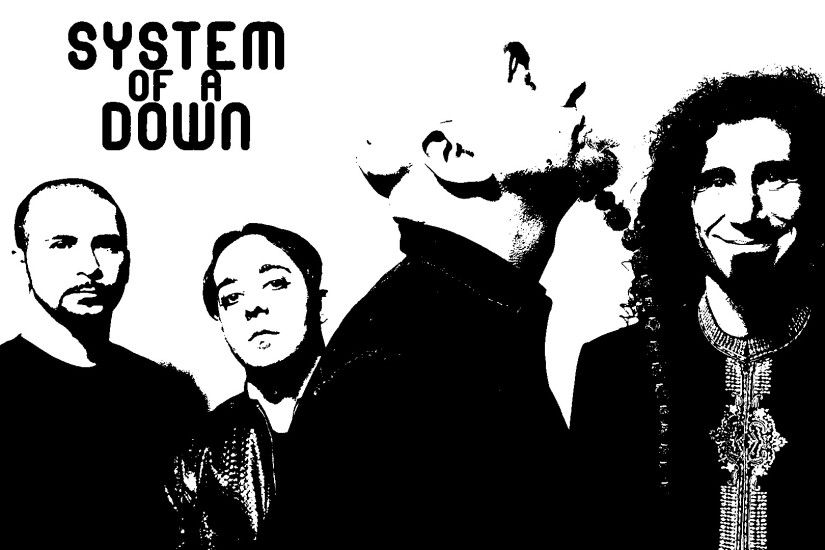 ... System of a Down Wallpapers hd