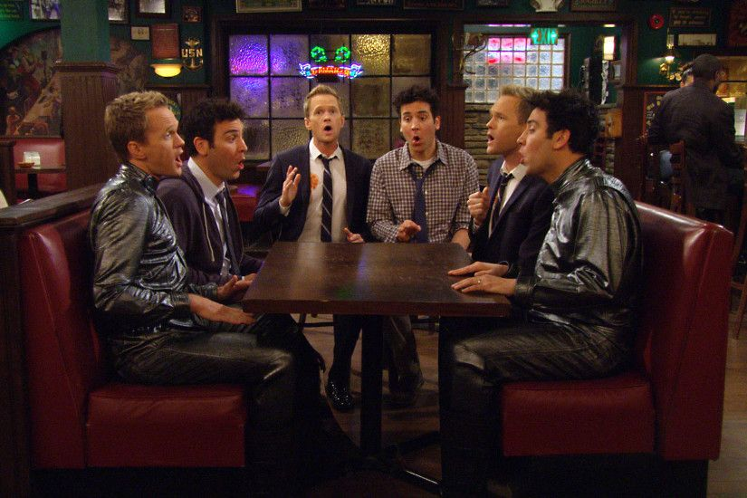 How I Met Your Mother 'TIme Travelers' review: 45 days until we meet The  Mother - NoWhiteNoise