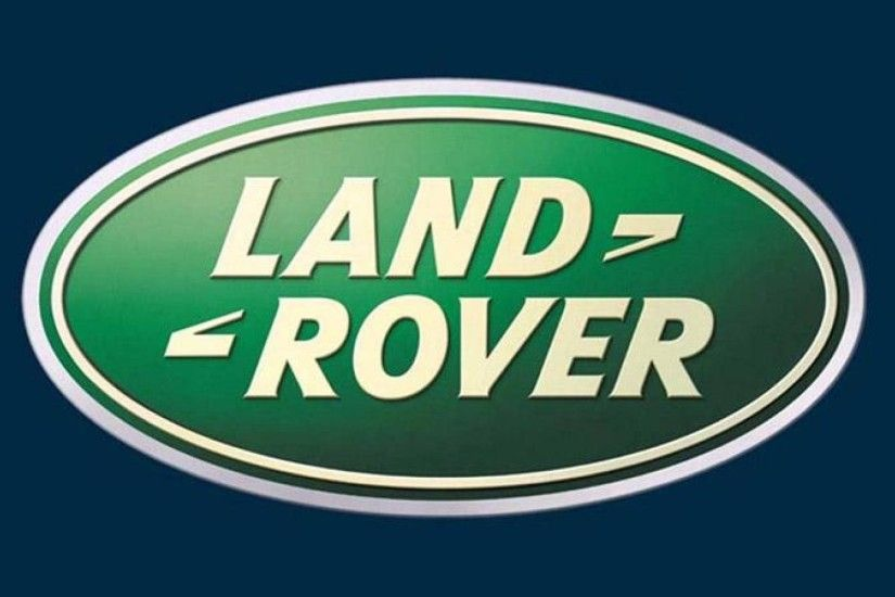 Land Rover Logo. 1920x1080. Retro Mets Wallpaper