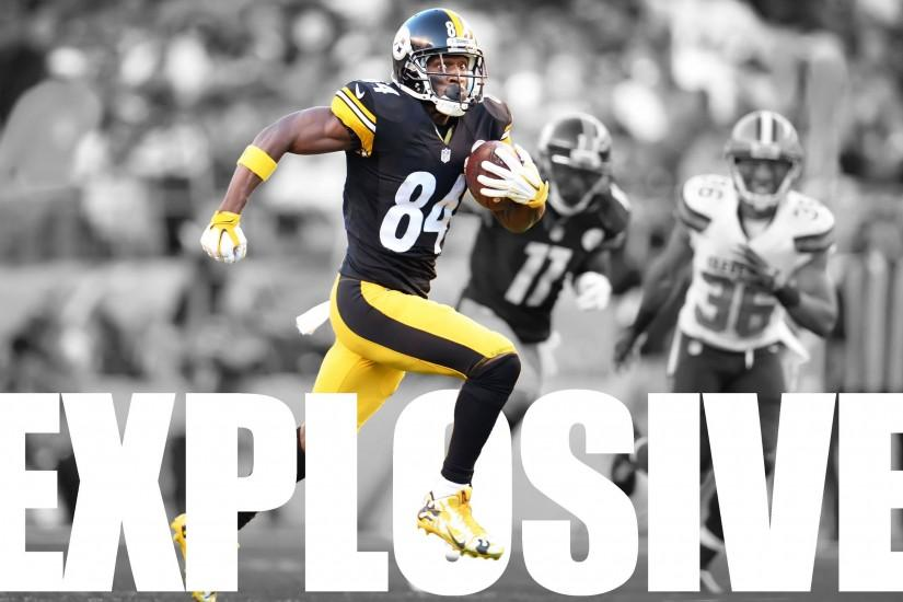 Antonio Brown · HD Wallpaper | Background ID:787969