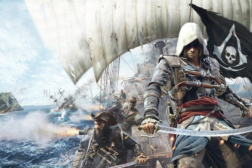 <b>Assassin's Creed IV</b>: <b>Black Flag