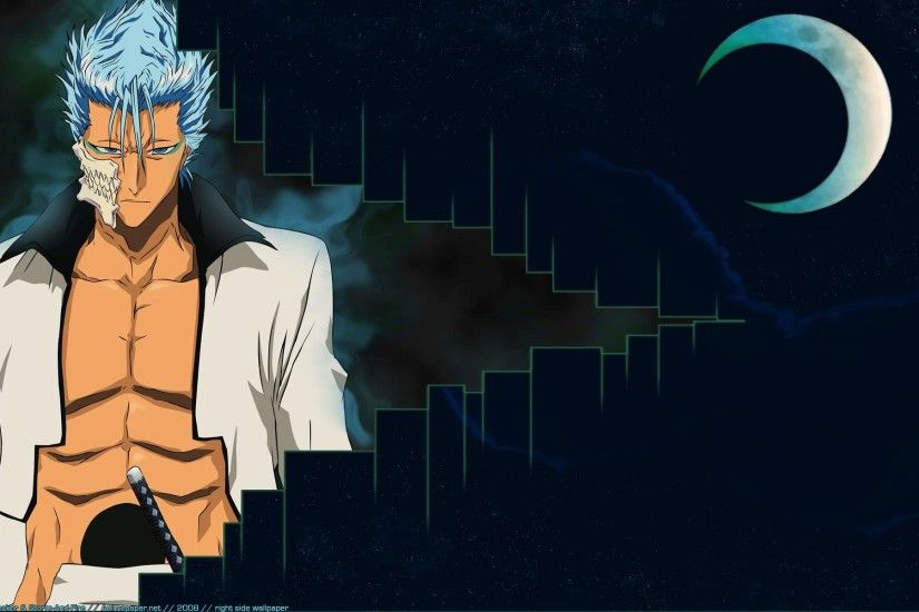 Grimmjow Jeagerjaques Wallpaper Hd 14 Anime Wallpaper
