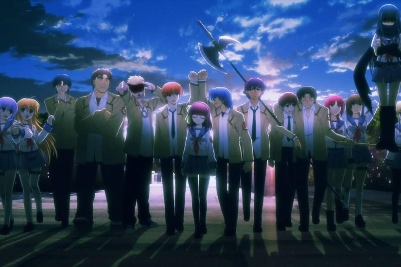 download angel beats wallpaper 1920x1080 for retina