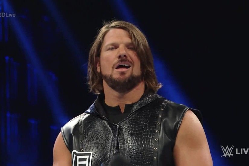 ... AJ STYLES WALLPAPERS FREE DOWNLOAD ...