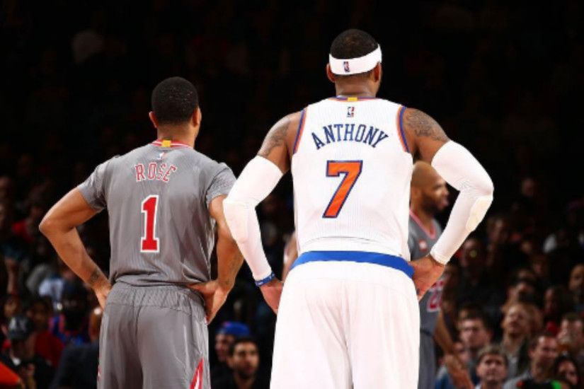 Knicks Troll Bulls With Video Announcing Derrick Rose Trade
