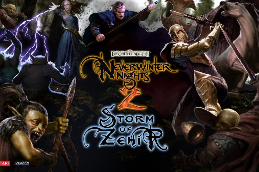 Neverwinter Nights 2 Wallpaper HD