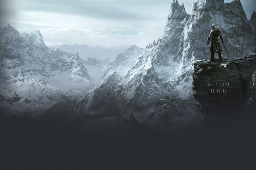 cool skyrim background 1920x1080 for iphone 5