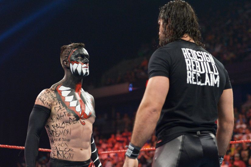 Finn Bálor vs. Seth Rollins to crown the first WWE Universal Champion | WWE