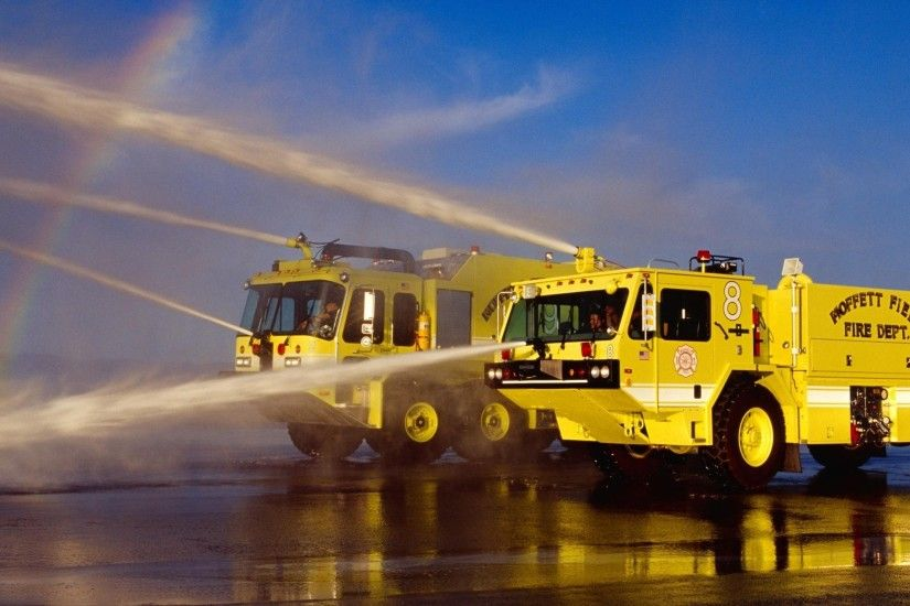 Different Colored Fire Trucks Valid Yellow Fire Truck Wallpaper Hd