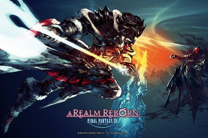 Final Fantasy XIV PS4 Open Beta Times and Servers Announced; Stunning  Wallpapers Released