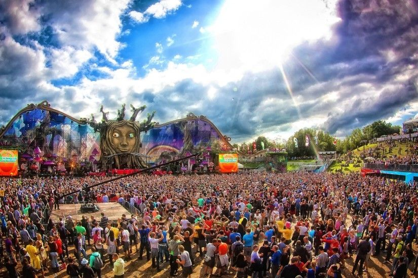 Tomorrowland 2017 show 2017