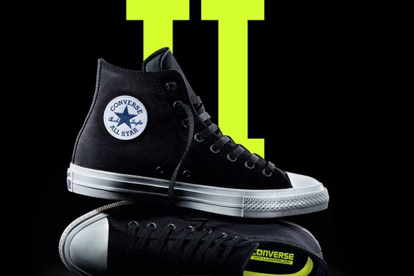Say hello to Converse's Chuck Taylor All Star II | GQ .
